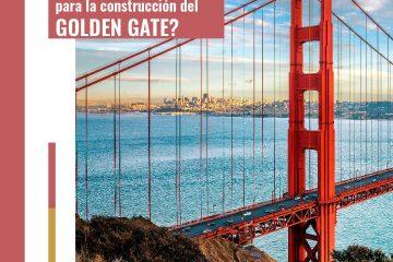 acero para el Golden Gate