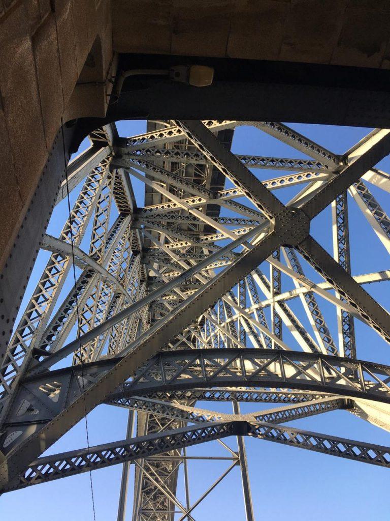 puentes de hierro