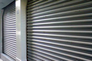 cortinas de metal