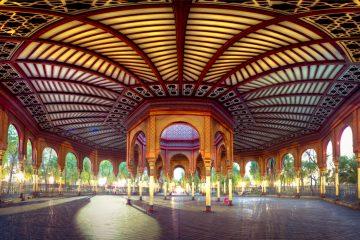 arquitectura del acero en México