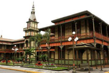 Palacio de Hierro de Orizaba